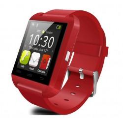 Smartwatch Bluetooth SW-A8 ROJO